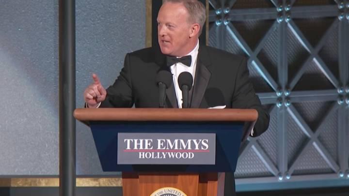 Stephen Colbert Sean Spicer