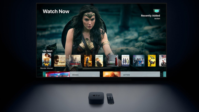 Apple TV 4K Downloads