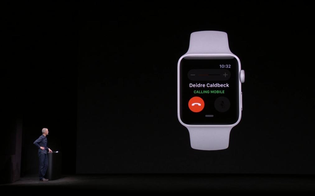 Apple Watch LTE problems