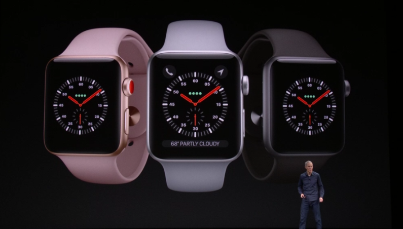 Apple Watch Series 3 sale