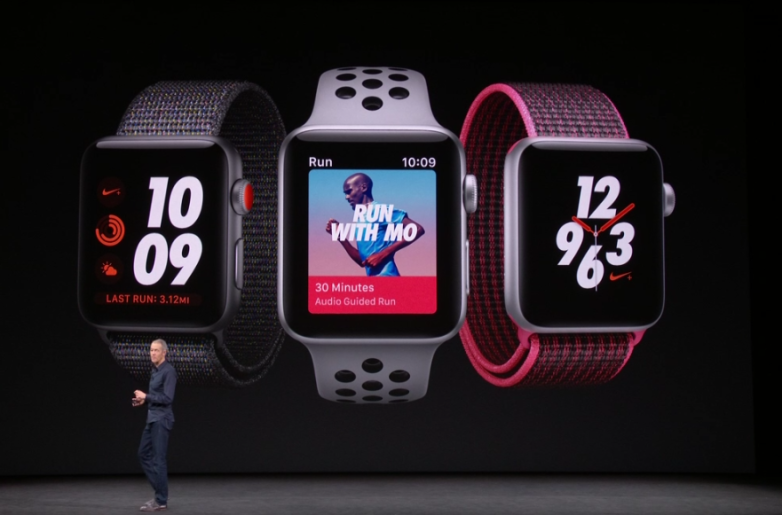 Apple Watch 4 Release
