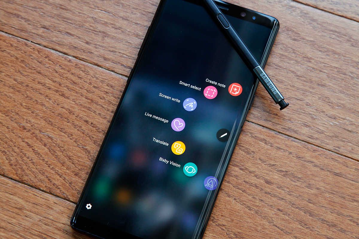 Galaxy Note 9 won't have the feature everyone wants, so Samsung confirmed something no one wants
