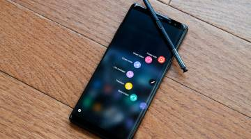 Galaxy Note 9 vs. OnePlus 6