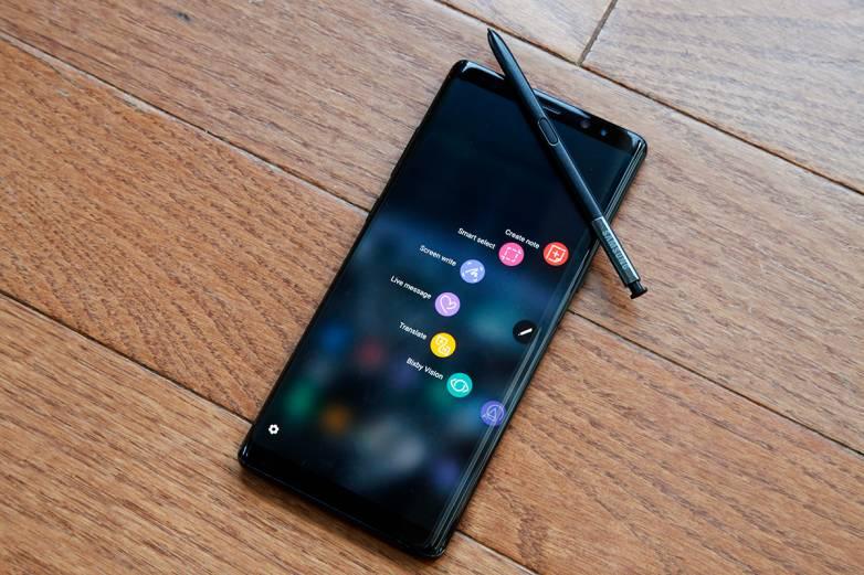 Galaxy Note 9 Photos