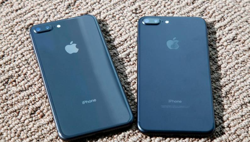 iPhone 8 vs. iPhone 7