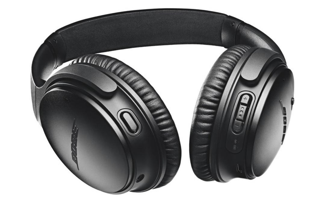 Bose QC35 II headphones with Google Assistant