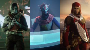 Destiny 2: Faction Rallies