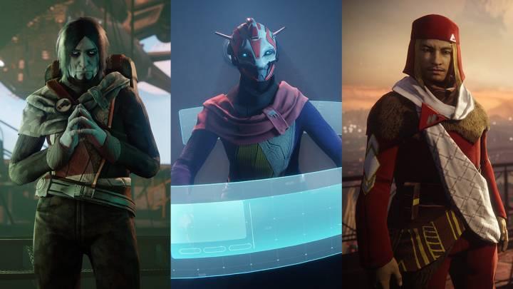 Destiny 2: Faction Rallies