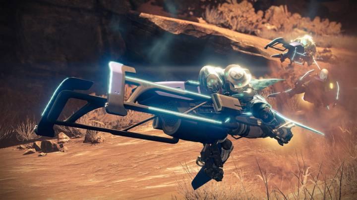 Destiny 2 guide: How to get a Sparrow