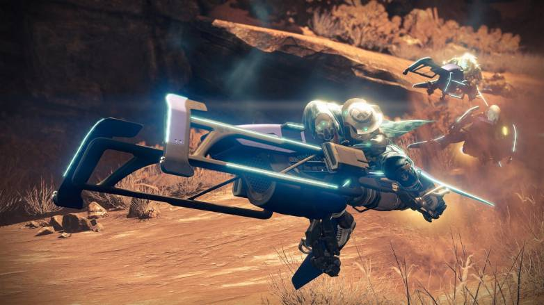 Destiny 2 guide: How to get a Sparrow