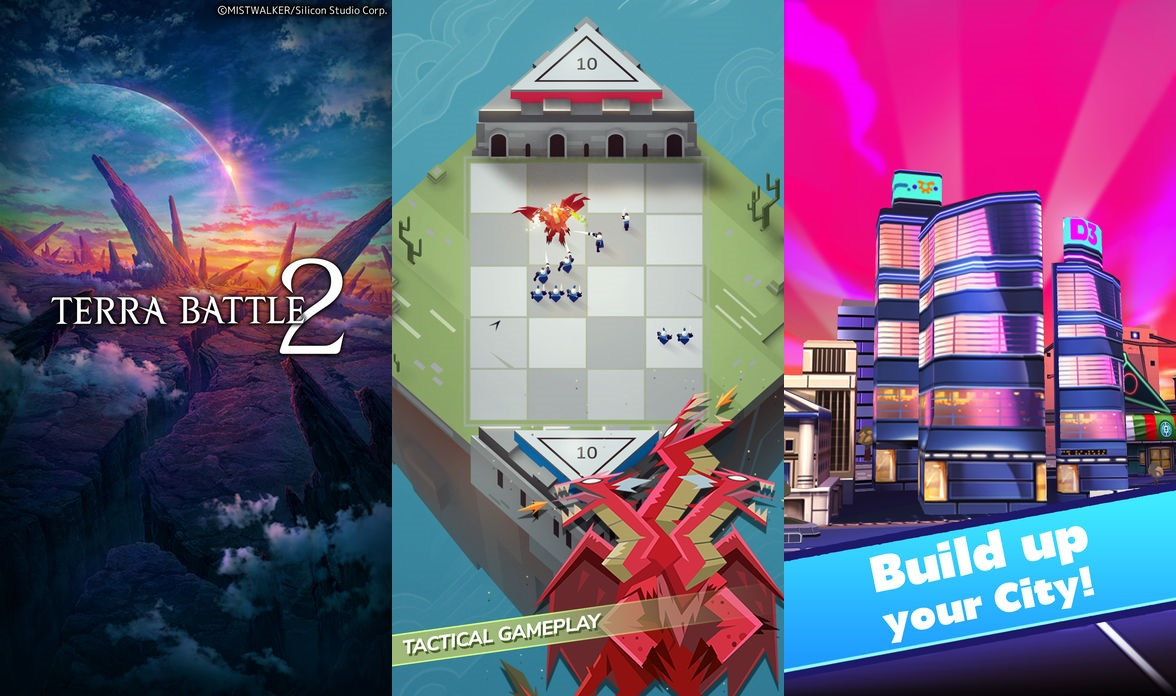 The 7 Best Free Iphone Games Of The Week Bgr