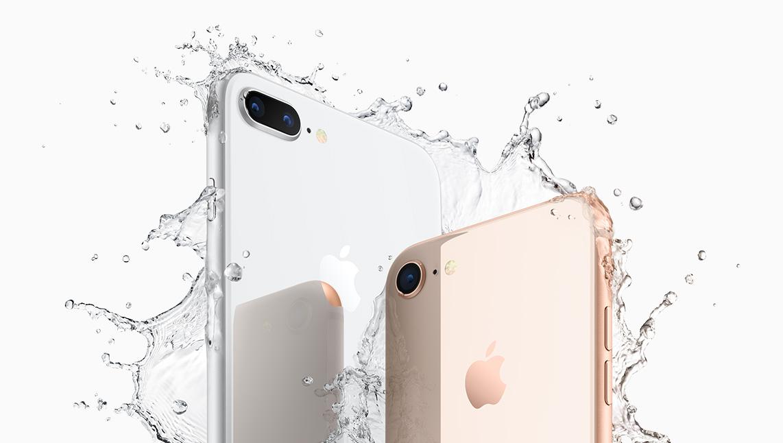 iPhone 8 vs. Galaxy Note 8