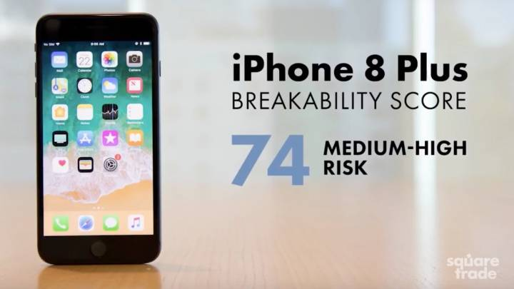 iPhone 8 Plus vs. Galaxy Note 8