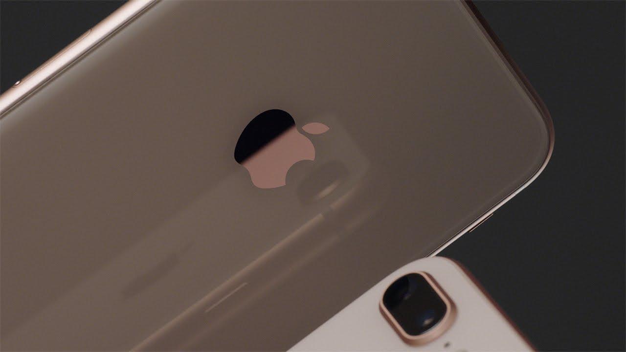 iPhone 8 charging speeds