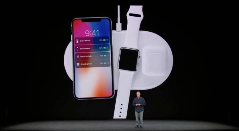 iPhone XS Wireless Charging