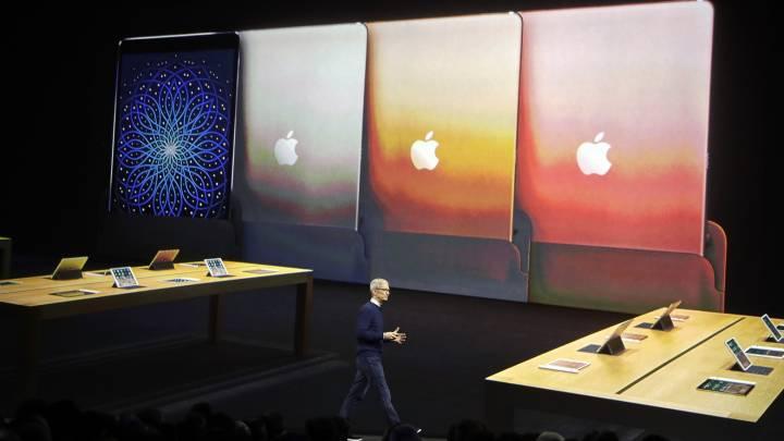 Apple iPhone 8 event
