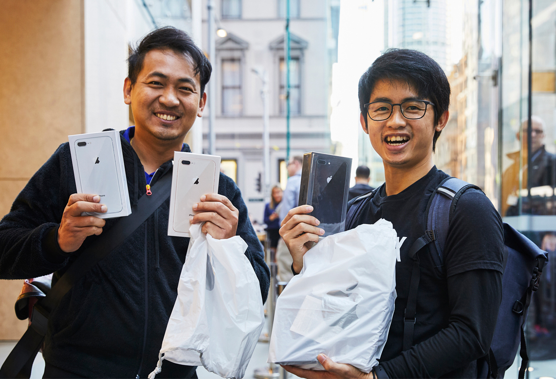 iPhone 8 Sales