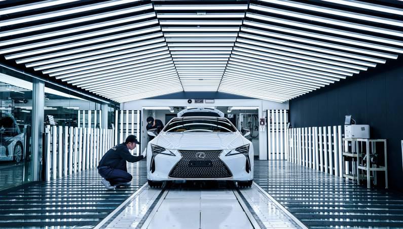 Lexus LC 500 Price