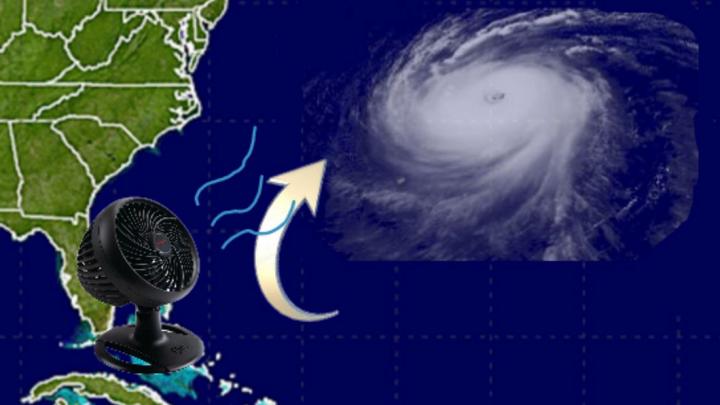 hurricane irma fans