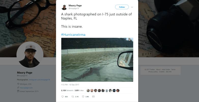 Hurricane Irma photos