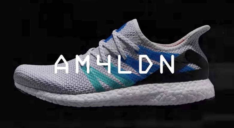Adidas Speedfactory shoes