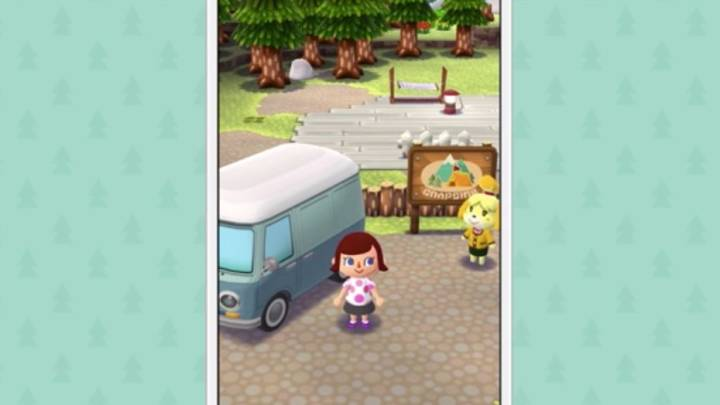 Animal Crossing for iPhone
