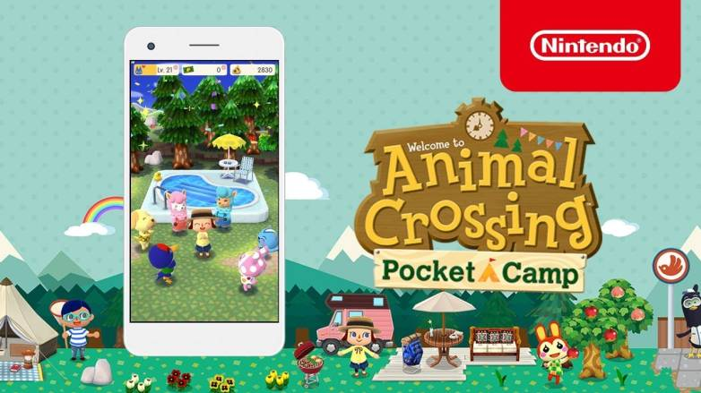 Animal Crossing: Pocket Camp Download