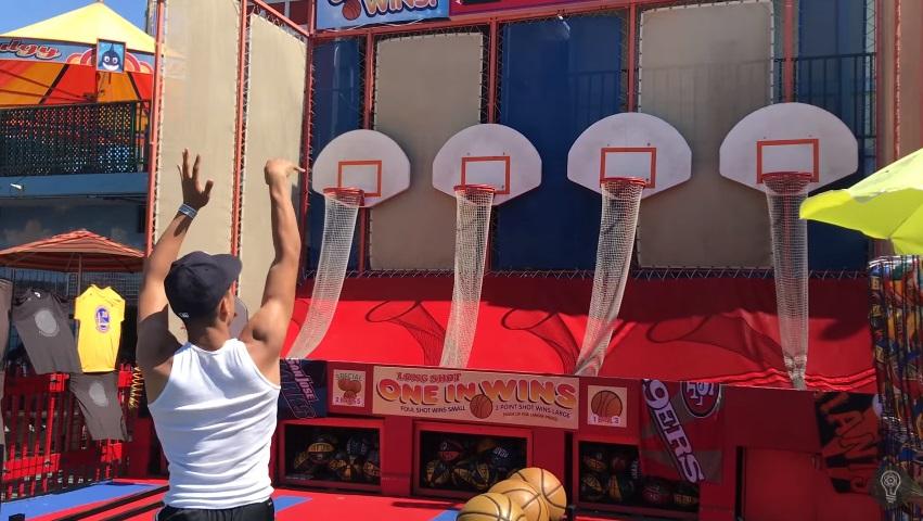 Amusement Park Games