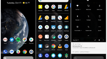 Google Pixel 2 dark mode: how to enable