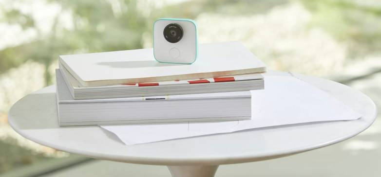 Google Clips wireless camera