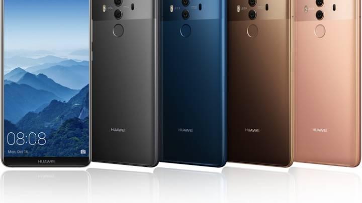 Huawei Mate 10, US launch, price vs Galaxy S9