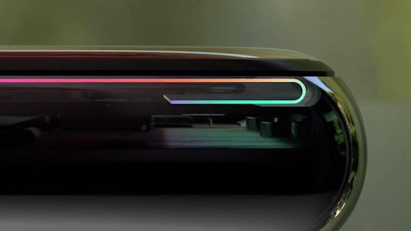 iPhone X display