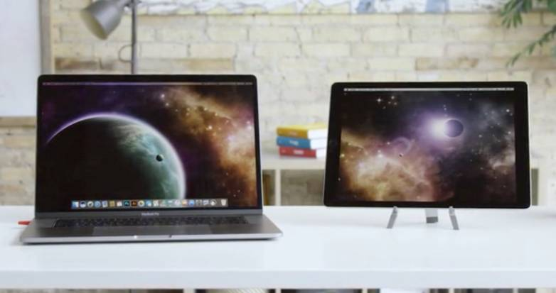 MacBook vs. iPad