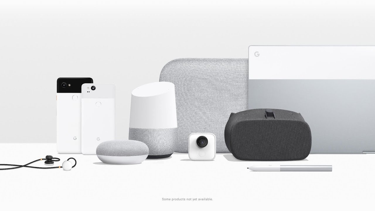 Google Pixel 2 event top announcements