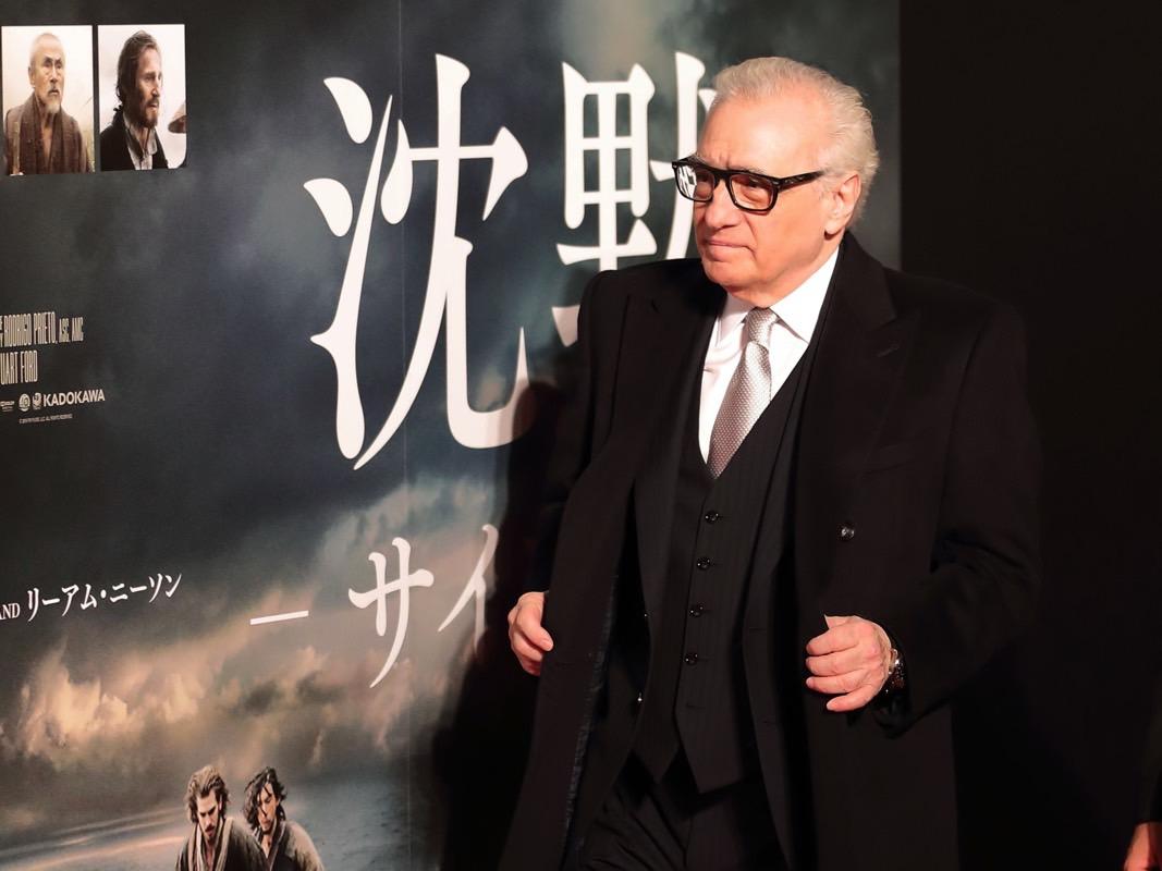 Rotten Tomatoes Martin Scorsese