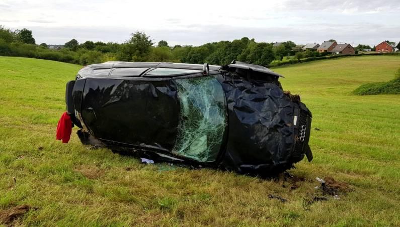 Audi Crash: RS3