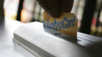 NYC Subway MetroCard Replacement