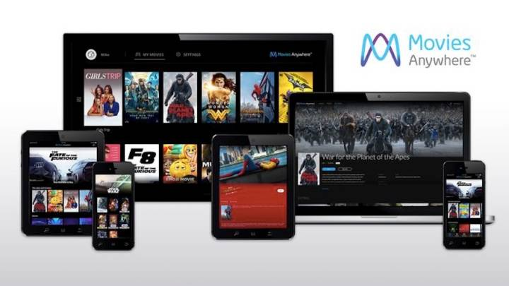 iPhone to Android Movie Anywhere