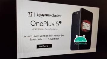 OnePlus 5T release date