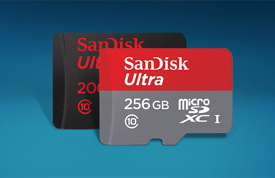 SanDisk 256GB MicroSD Card Price