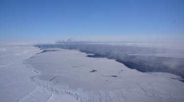 antarctica hole