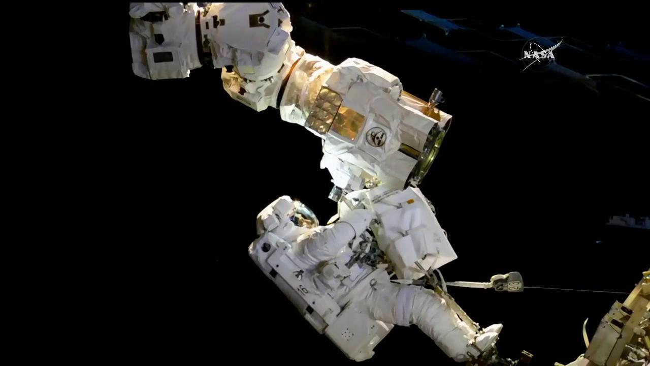 spacewalk glove