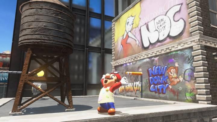 Super Mario Bros. movie