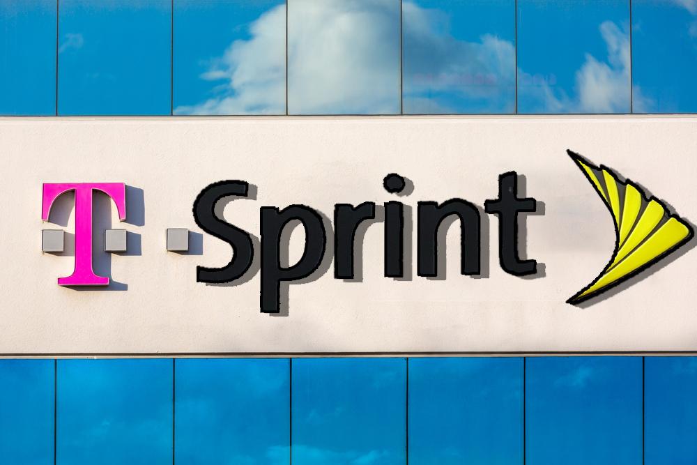 Sprint T-Mobile merger announcement