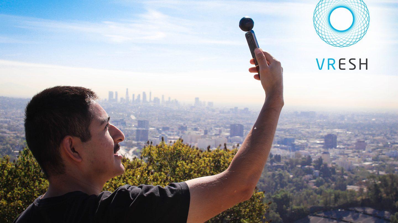 VR Livestreaming App