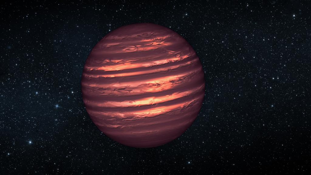huge exoplanet