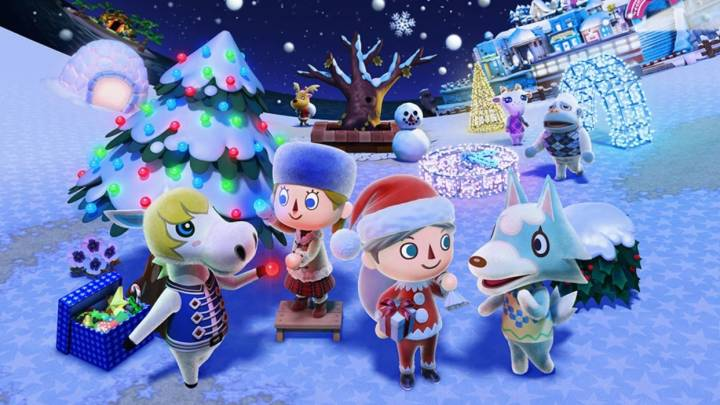 Animal Crossing: Pocket Camp Holiday Event