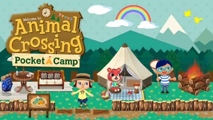 Animal Crossing: Pocket Camp release date