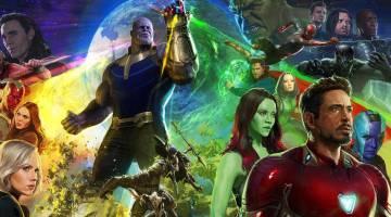 Avengers: Infinity War Credits Scene