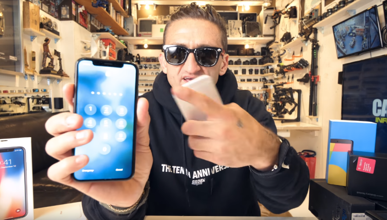 iPhone X software review